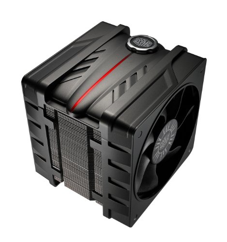 Cooler Master V6 GT - CPU Cooler with Two 120mm PWM Fans and 6 Heat Pipes (RR-V6GT-22PK-R1) (Cooler Master V6 compare prices)