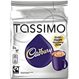 Tassimo Cadbury Hot Chocolate 240 g (Pack of 5)