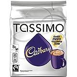 Tassimo Cadbury Hot Chocolate 240 g (Pack of 5)