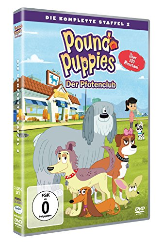 Pound Puppies - Die komplette Staffel 2 [2 DVDs]