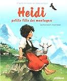 echange, troc Jean-Pierre Kerloc'h, Vincent Dutrait, Johanna Spyri - Heidi : Petite fille des montagnes