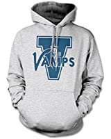 The Vamps Official Grey Varsity Hoody