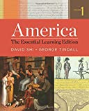 img - for America: The Essential Learning Edition (Vol. 1) book / textbook / text book
