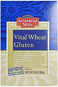 Vital Wheat Gluten 10 oz Box