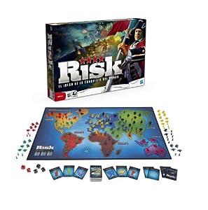 Juegos de Adultos Hasbro - Risk Clasico 28720105