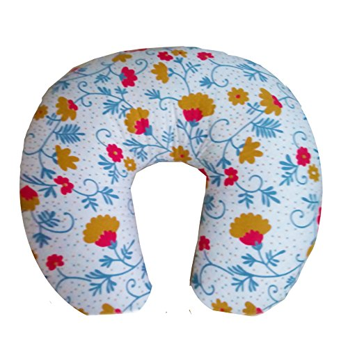5in1 Large Coozly Baby Feeding Pillow Florabelle
