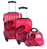 Ensemble de 2 valises