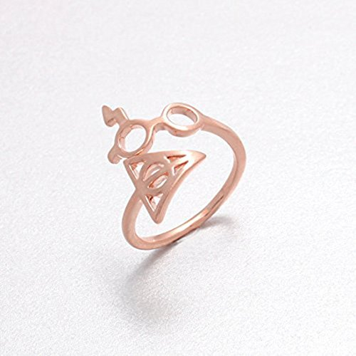 Deathly Hallows Ring, Harry Potter Ring