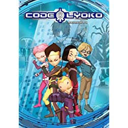 Code Lyoko Season 4 (6 Disc Set)