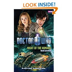 Doctor Who: Night of the Humans: Doctor Who Series, Book 40
