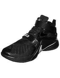 Nike Lebron Soldier IX 9 Men Basketball Shoes New Black