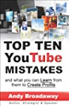 Top Ten YouTube Mistakes - 2014: and...