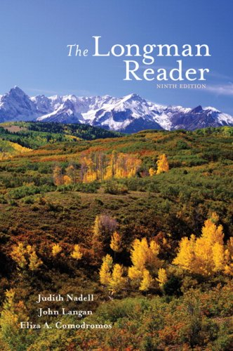 Longman Reader, The (9th Edition)