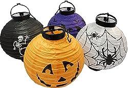 Halloween Lanterns (set of 3)