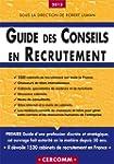 Guide des conseils en recrutement 2015