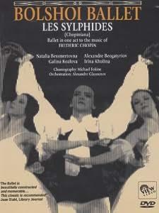 Bolshoi Ballett - Les Sylphides