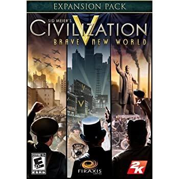Sid Meier's Civilization (C) V: Brave New World (日本語版) [ダウンロード]