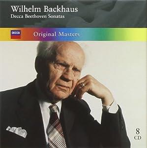 Wilhelm Backhaus: Decca Beethoven Sonatas