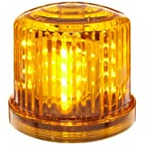 Fortune PL-300AJ Battery Powered Ultra Bright LED Standard Police Beacon, 5