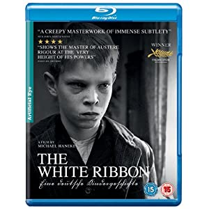 The White Ribbon [Blu-ray] [Import anglais]