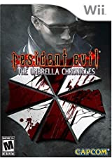 Resident Evil: The Umbrella Chronicles Nintendo Wii