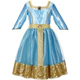 Disney Princess Brave Merida Royal Dress