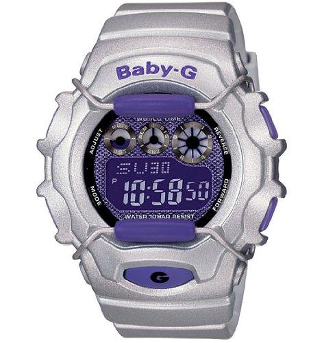 Casio Baby G Ladies Purple Dial Watch BG1006SA-8DR