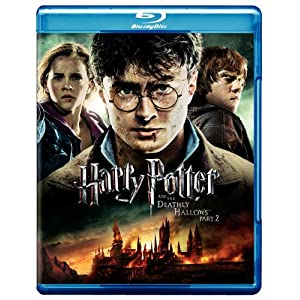 Harry Potter and the Deathly Hallows, Part 2 on Blu-ray