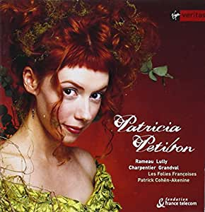 French Baroque Arias