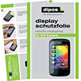 2x DIPOS Antireflex Displayschutzfolie f�r HTC Explorer