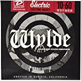 Dunlop ZWN1060 Heavy 10-60 Zakk Wylde Electric Guitar Strings
