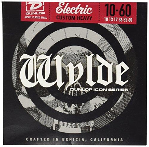 Dunlop ZWN1060, 10-60 Zakk Wylde-Corde per chitarra elettrica