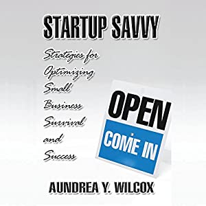 Startup Savvy Audiobook