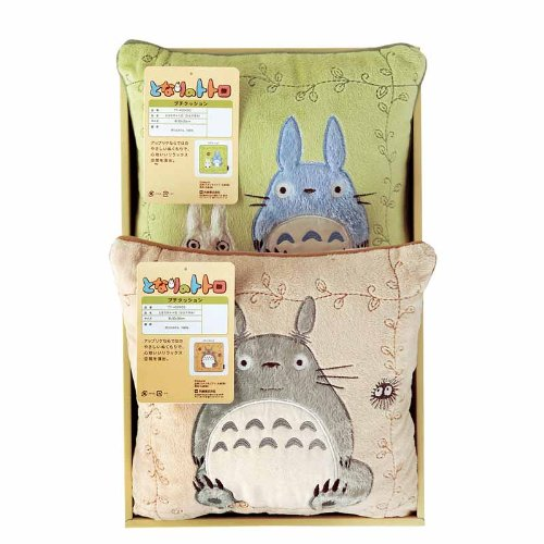 Tonari no Totoro cushion 2 p G TT-40040