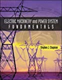 Electric Machinery and Power System Fundamentals (0071226206) by Chapman, Stephen J.