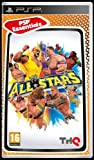 echange, troc WWE all stars - collection essentiel