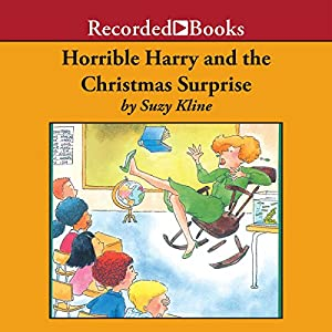 Horrible Harry and the Christmas Surprise Audiobook