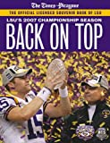 img - for Back on Top: Lsu's 2007 Championship Season book / textbook / text book