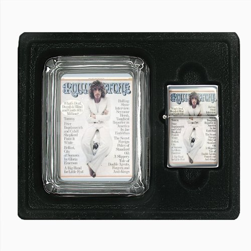 Roger Daltrey The Who 1975 Jumbo Size Huge Big Giant 6.5 Inch Electronic Lighter D-466