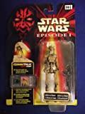 STAR WARS EPISODE 1 COMMTECH EUROPEAN BATTLE DROID