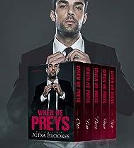 When He Preys: A Billionaire Romance Series (contemporary Romance Novel)