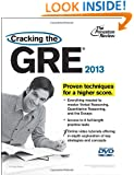 Cracking the GRE with DVD, 2013 Edition (Graduate School Test Preparation)
