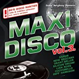 MP3-Download Vorstellung: Maxi Disco Vol 3