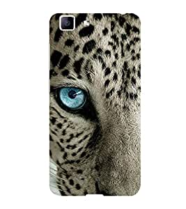 ifasho Designer Phone Back Case Cover Vivo X5Max :: Vivo X5 Max ( Colorful Pattern Design Violet )