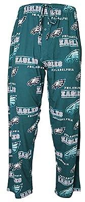 Philadelphia Eagles Mens Green NFL Fusion Pajama Pants by Concepts Sports
