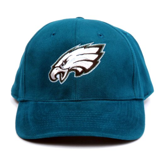 Nfl Philadelphia Eagles Led Light-Up Logo Adjustable Hat