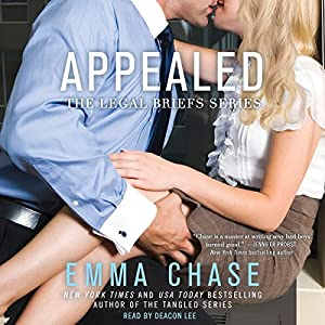 Appealed Audiobook by Emma Chase Narrated by Deacon Lee