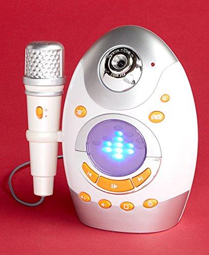 TV Superstar Karaoke Mic SetTM (Karaoke Machine With Camera compare prices)