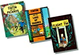 Herge The Adventures of Tintin Paperback Collection 6 - 3 Books RRP £23.97 (Flight 714 to Sydney; Tintin and the Picaros; Tintin and the Lake of Sharks)