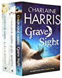 Charlaine Harris Collection 3 Books Set Pack (Grave Sight, Grave Surprise, An Ice Cold Grave) (Charlaine Harris Collection)